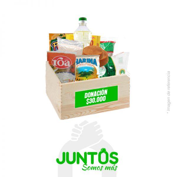 mercado-donacion-verde